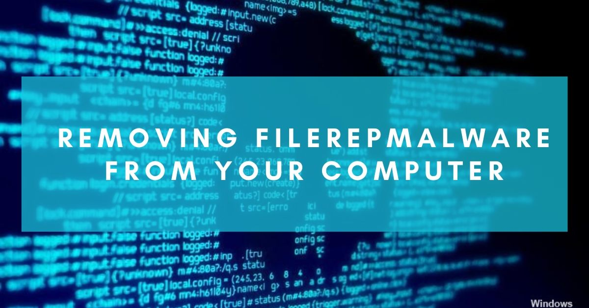 What is FileRepMalware and How To Remove It - Droid N Tech